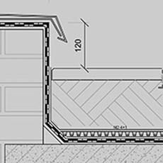 extensive dachbegr nung pflegeleichte gr nd cher nophadrain. Black Bedroom Furniture Sets. Home Design Ideas